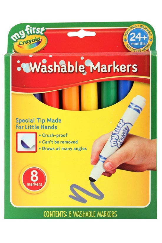 My First Crayola Washable Mark...