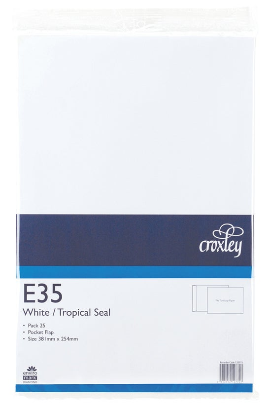 Croxley Envelopes E35 Tropical...