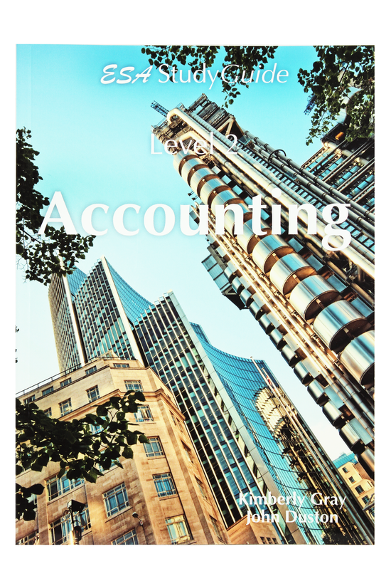 Ncea Level 2 Accounting Study ...