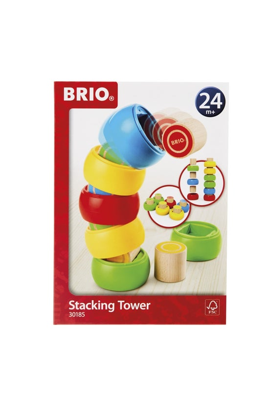 Brio Stacking Tower