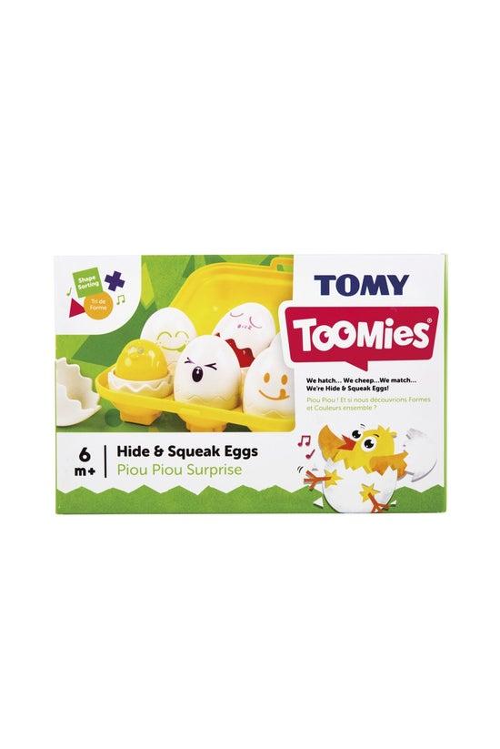 Tomy Preschool Hide & Sque...
