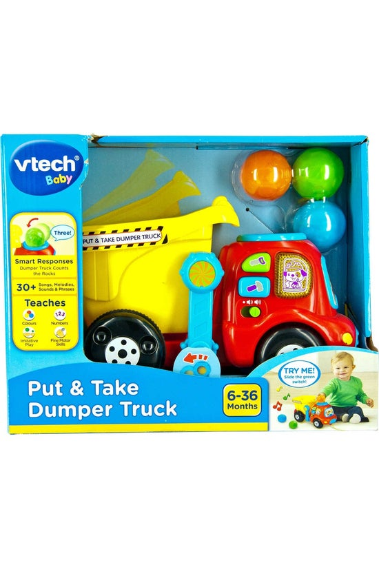 Vtech Put & Take Dumper Tr...