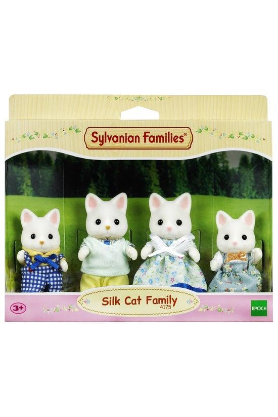 Sylvanian Families Silk Cat Fa...