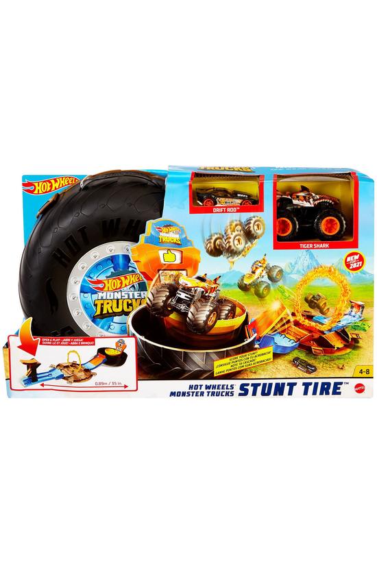 Hot Wheels Monster Trucks Stun...