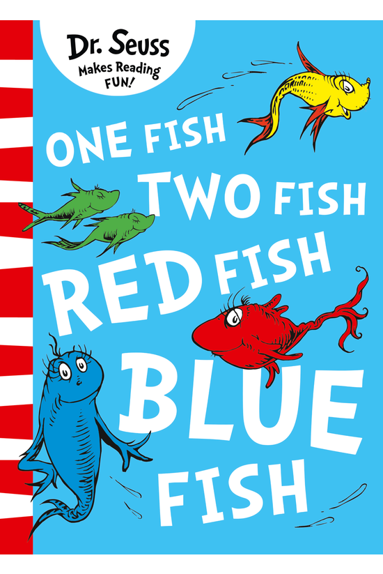 One Fish, Two Fish, Red Fish, ...