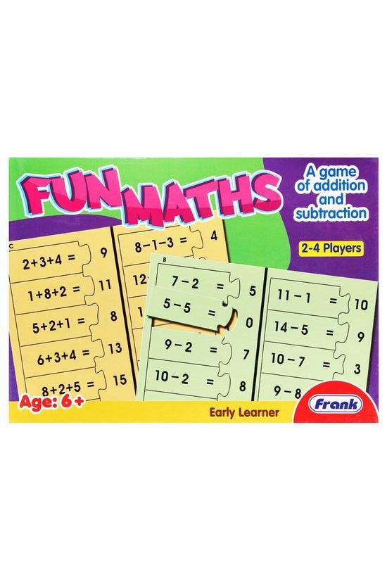 Frank Fun Maths