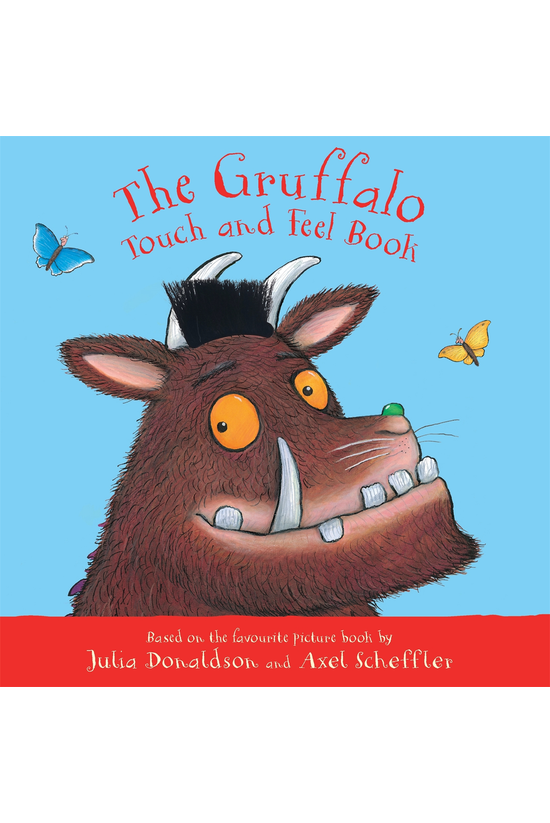 The Gruffalo Touch & Feel ...