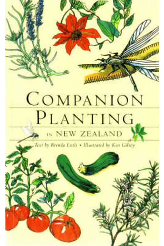Companion Planting In New Zeal...