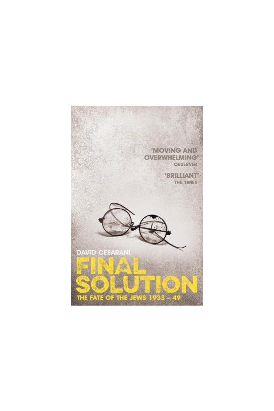 Final Solution: The Fate Of Th...
