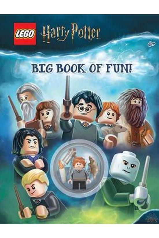 Lego Harry Potter: Big Book Of...