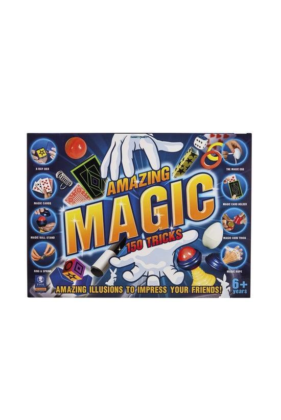 Amazing Magic 150 Tricks Box