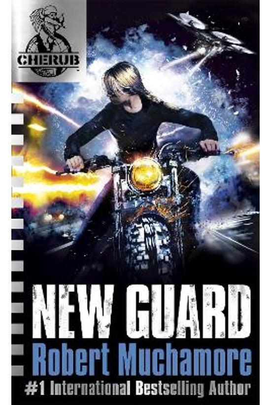 Cherub: Aramov #05: New Guard