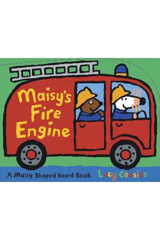 Maisy Mouse: Maisy's Fire Engi...
