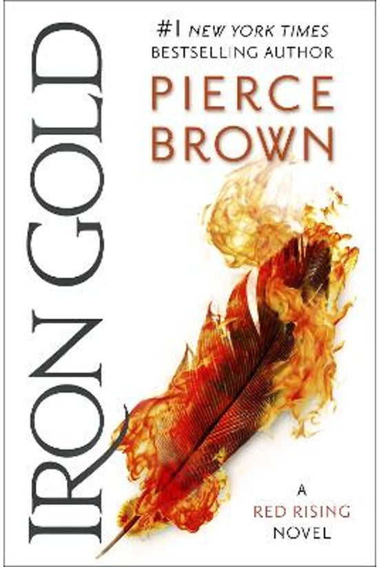 Red Rising #04: Iron Gold