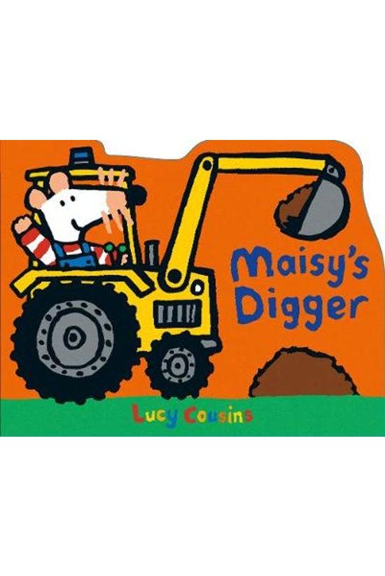 Maisy Mouse: Maisy's Digger