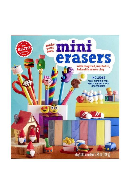 Klutz Make Your Own Mini Erase...