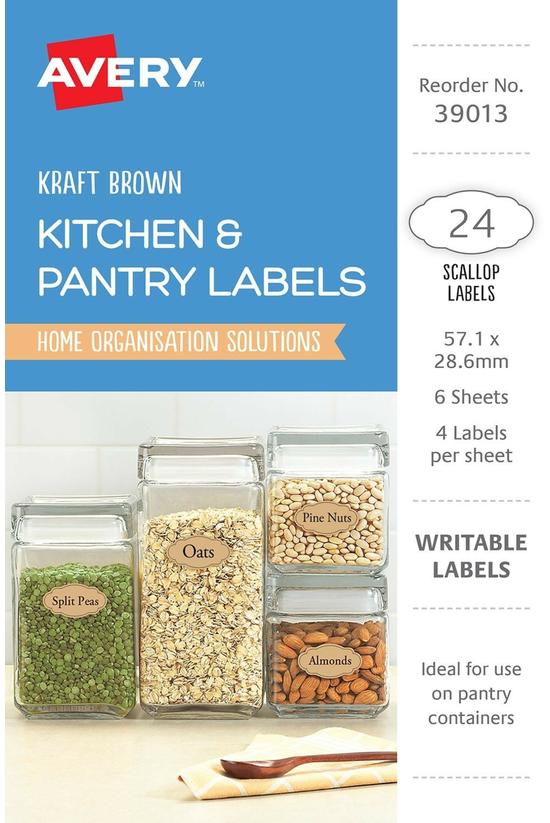 Avery Kraft Brown Kitchen &...