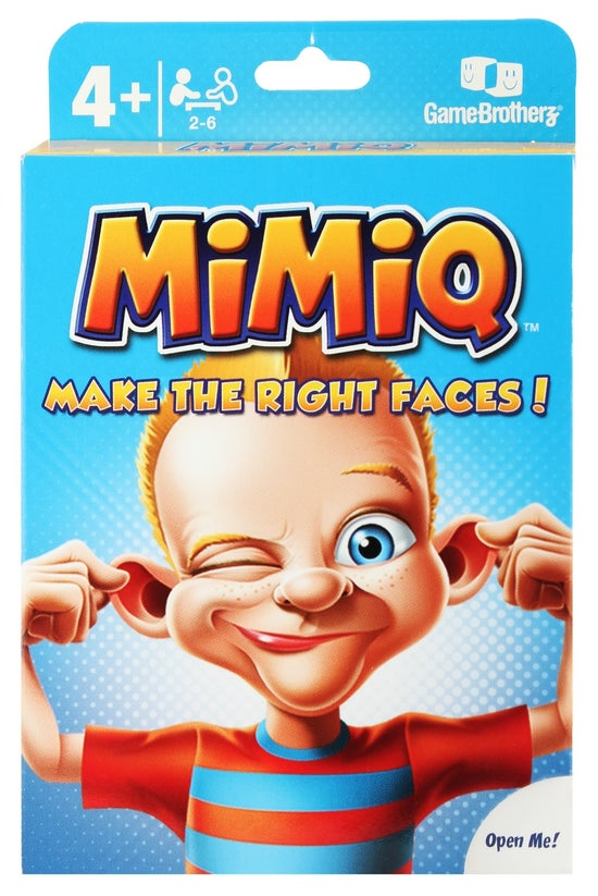Mimiq Card Game