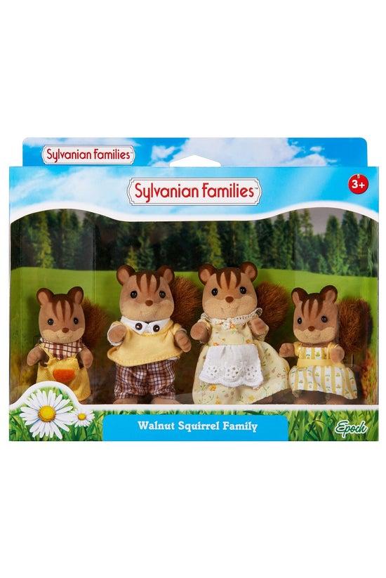 Sylvanian Families Walnut Squi...