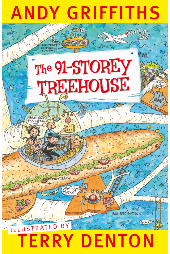 Treehouse #07: The 91-storey T...