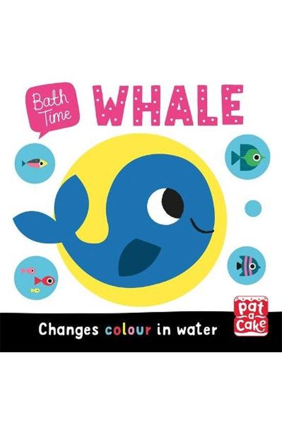 Bath Time: Whale
