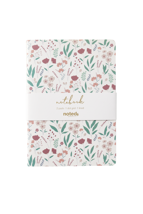 Noted Meadow A5 Notebooks Ivor...