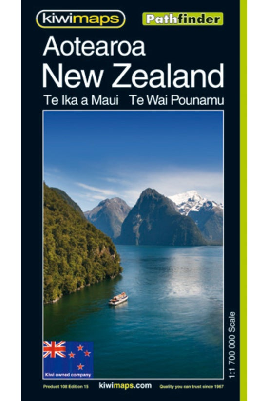 New Zealand Aotearoa Pathfinde...