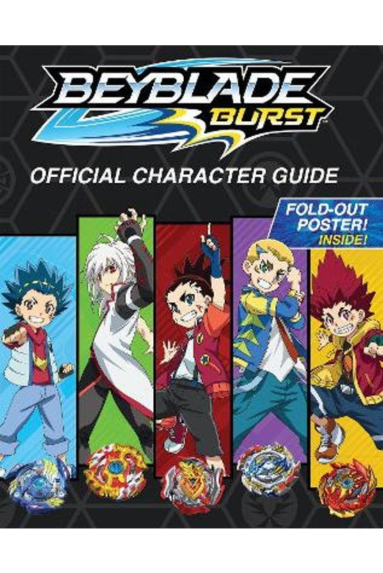 Beyblade Burst: Official Chara...