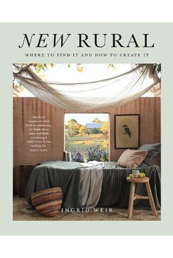 New Rural: Where To Find It An...