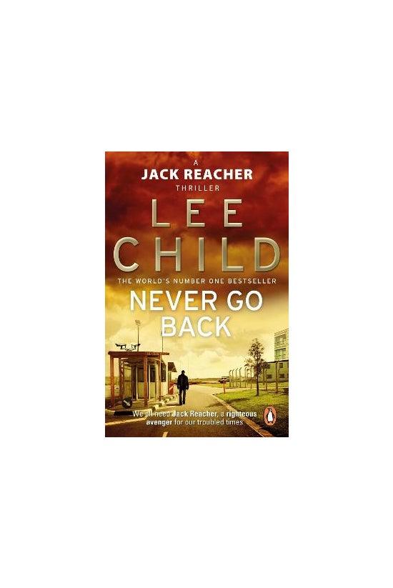 Jack Reacher #18: Never Go Bac...