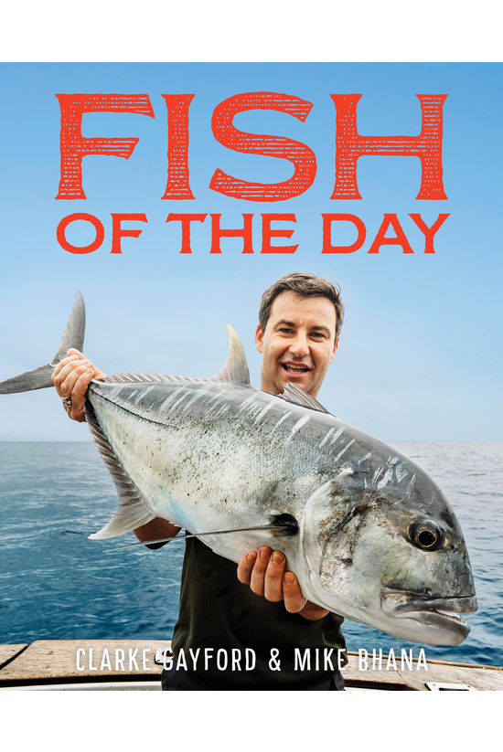 Fish Of The Day Pre Order