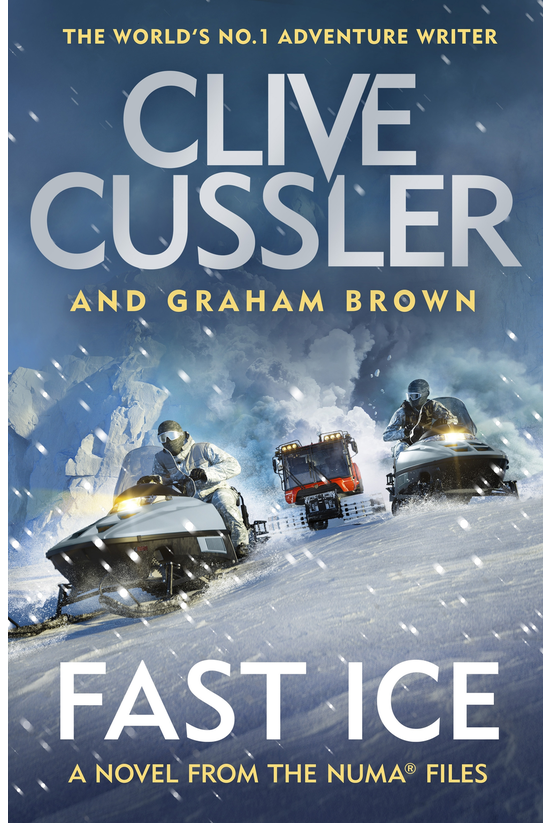 Numa Files #18: Fast Ice