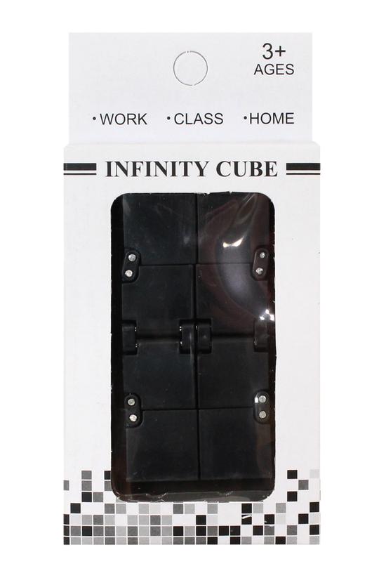 Infinity Cube Black