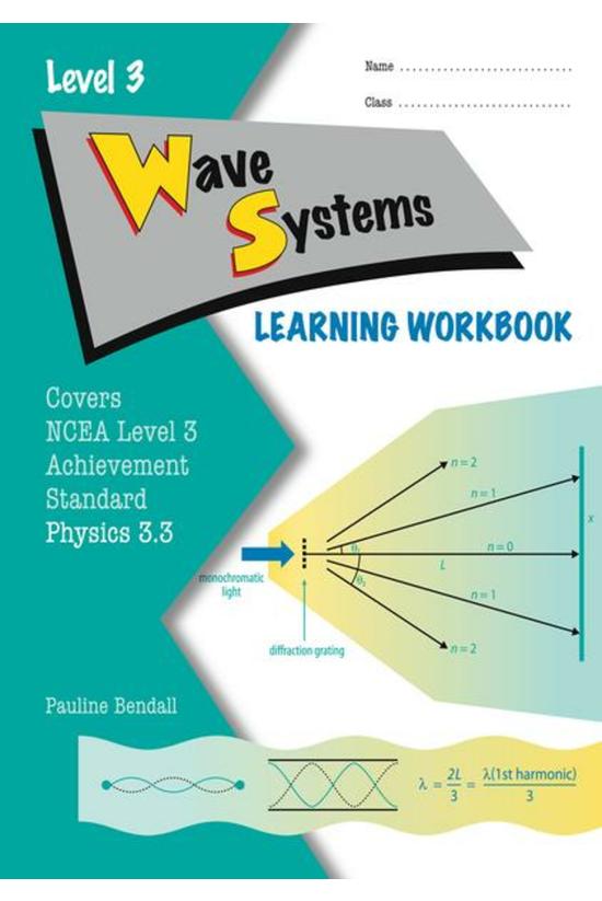 Learning Workbook Ncea Level 3...