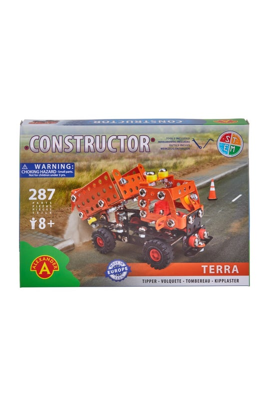 Constructor Terra Tipper Kit