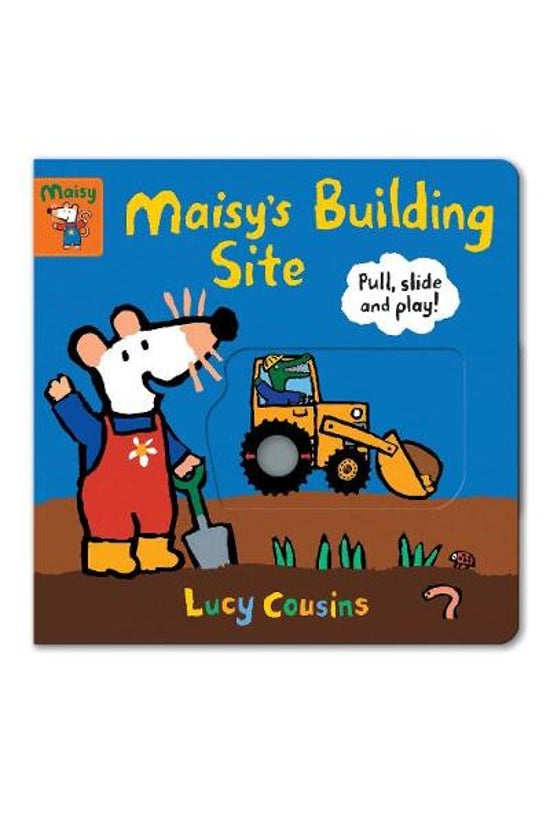 Maisy Mouse: Maisy's Building ...