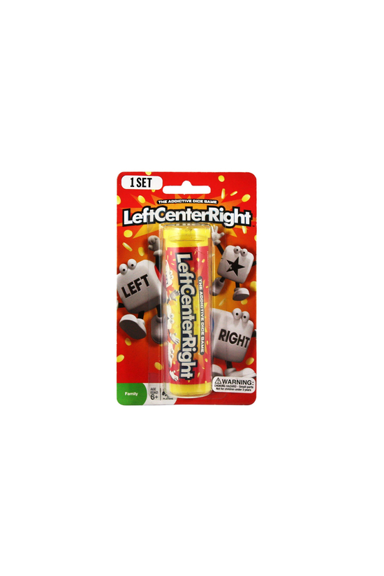 Lcr Left Center Right Dice Gam...