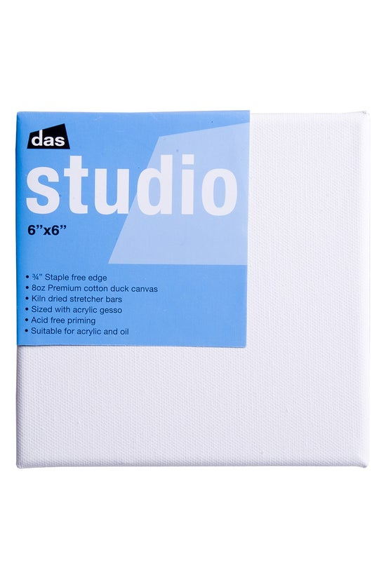 "Das Studio 3/4"" Canvas 6x..."