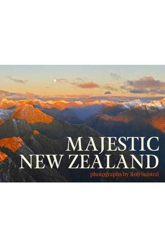 Majestic New Zealand Compact E...