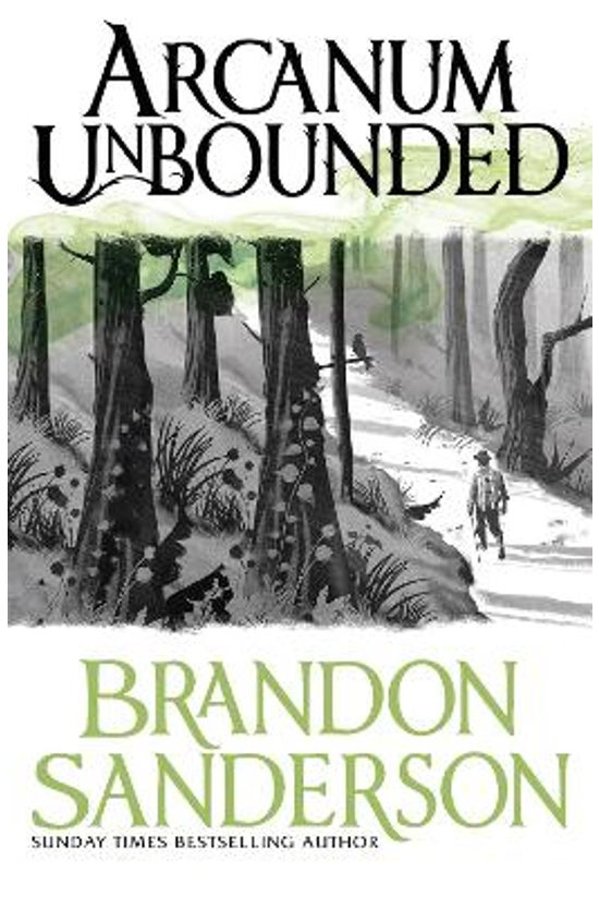 Arcanum Unbounded: Cosmere Col...