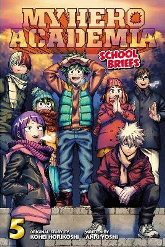 My Hero Academia: School Brief...