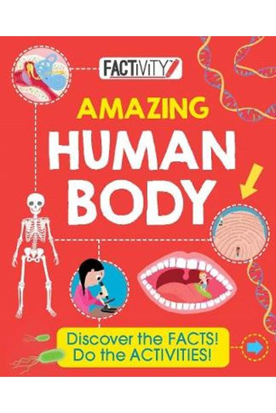 Factivity Amazing Human Body
