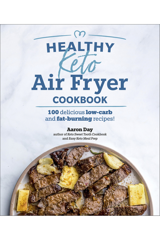 Healthy Keto Air Fryer Cookboo...