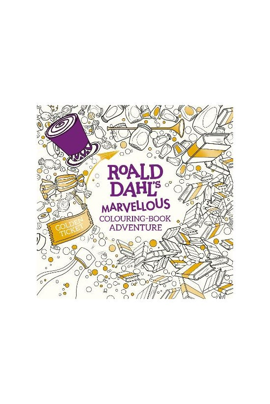 Roald Dahl's Marvellous Colour...