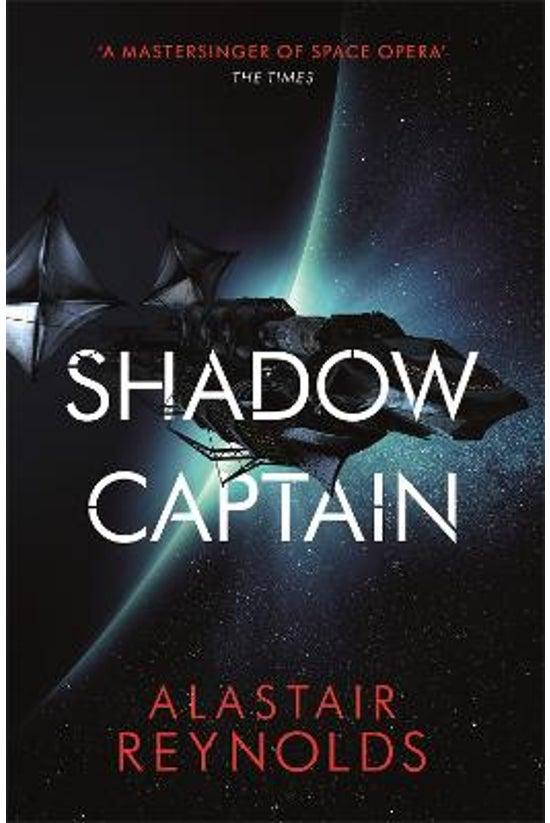 Revenger #02: Shadow Captain
