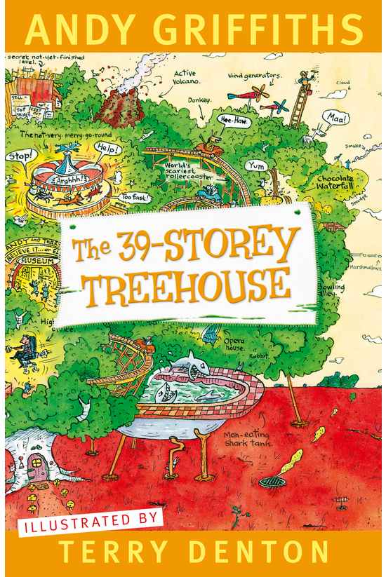 Treehouse #03: The 39-storey T...