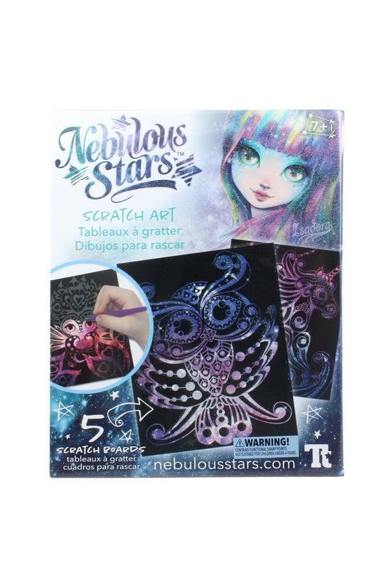 Nebulous Stars: Scratch Art