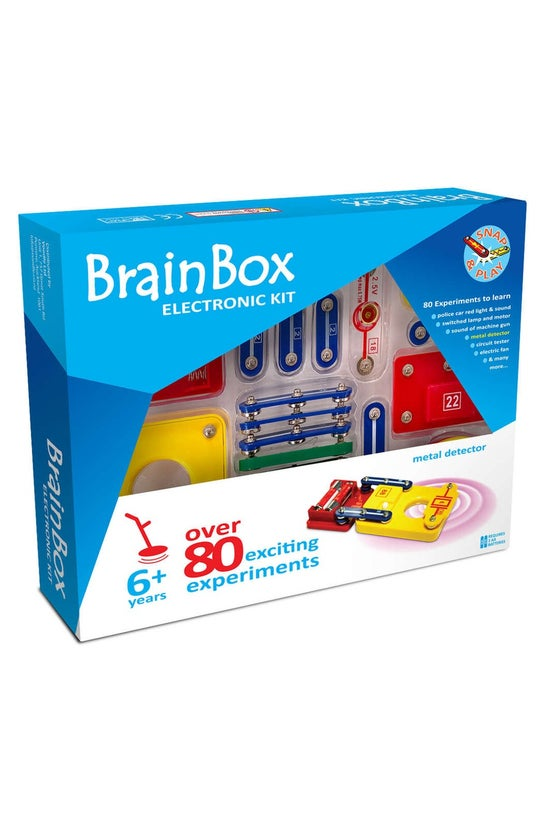Brain Box Metal Detector