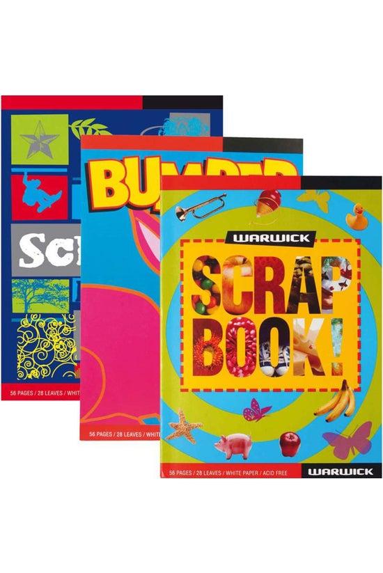 Warwick Scrapbook Super 28 Lea...