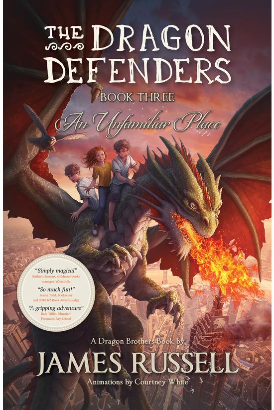The Dragon Defenders #03: An U...